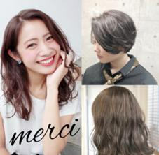merci TOTAL BRANDING SALON所属の増山大起
