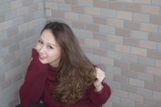 hair  designing aria所属の松本亮