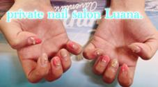 Private nail salon Luana.所属の水谷千裕