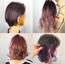 hair&make up  miq 駒込店所属の酒井向日葵