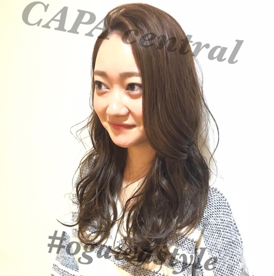 モデルさん募集中です‼︎      福岡市中央区大名美容室CAPA Hair design Central
