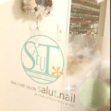 Salut.nail(サリューネイル)所属の碇末奈緒