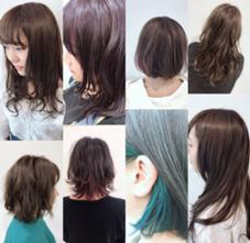 HAIR WORKS bona ウニクス店所属の渡辺 亮太