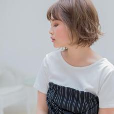 HAIR WORKS bona ウニクス店所属の福島 雪華