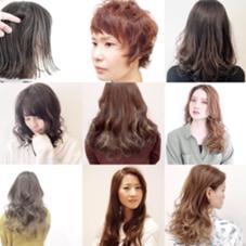 HAIR WORKS bona ウニクス店所属の栗原 大輔