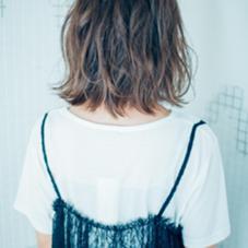 HAIR WORKS bona ウニクス店所属の佐藤 優名