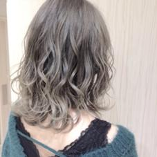 miq hair&beauty所属の茂木淳