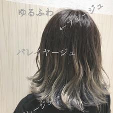 miq   hair&beauty大山店所属の安斉徳昭