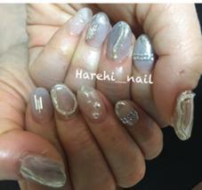 Harehi所属のHarehi_nail