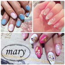 mary nail&eyelash所属の橋本茜