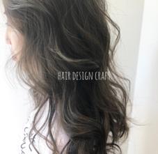 hair design CRAFT所属の🌺マツオカユカ🌺