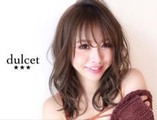 dulcet★★★所属の及川智詞