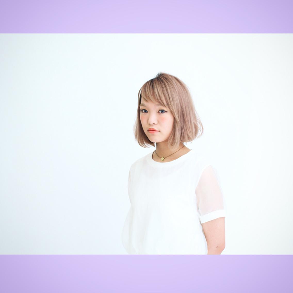 1人ひとりに似合わせたデザインやカラー提案を得意にしています☆よろしくお願いします(*^^*)
