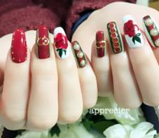 Nailsalon  apprecier所属のNailsalonapprecier