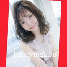hair living Liko所属のサイトウユウスケ