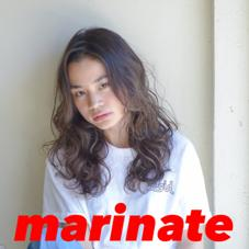 marinate所属の恒吉裕太