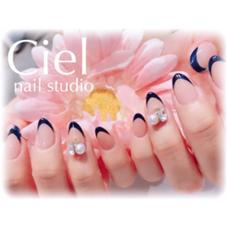 Ciel nail studio所属の丸林広実