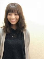 hair salon Wish所属の及川紗富美
