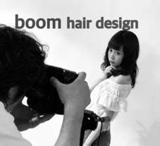 boom hair design所属の河内史稀