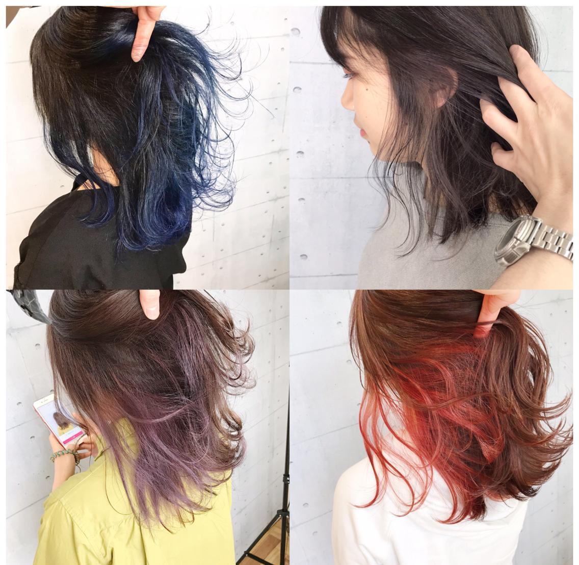 韓国人風🇰🇷・ハイトーンカラー🇺🇸🇫🇷 🎨ブリーチあり・無し🎨で作る透明感グレージュカラー・特殊カラーはお任せください😆