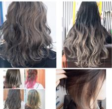 HAIR  WORKS bona.所属のColor listCHIHARU