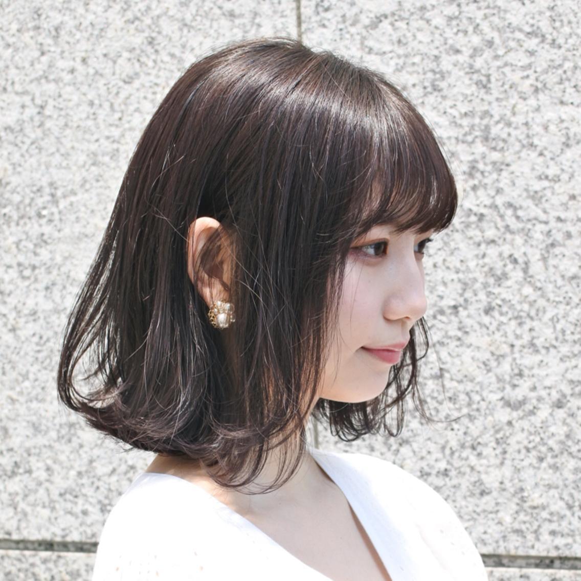 【神戸三宮】当日予約OK!カラー剤 新色導入♪キレイなツヤのある髪の毛に☆