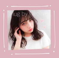 plug by neolive所属の✧本田朋花✧