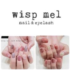wisp mel nail&eyelash所属の石井みつは