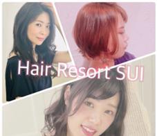 HairResort粋所属のYamazaki.M