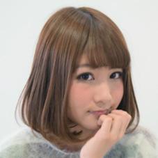 hair produce NINE所属の坂元 里帆