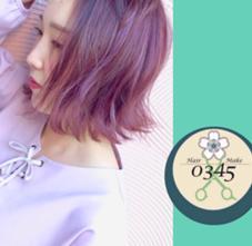 HairMake0345所属の石橋綺子