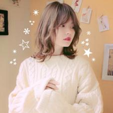 hair salon LOERUN所属の笠原めぐみ