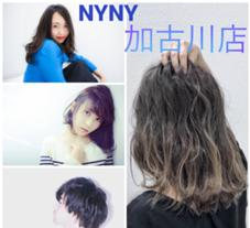 NYNY.coなんばパークス店所属の駒場笙
