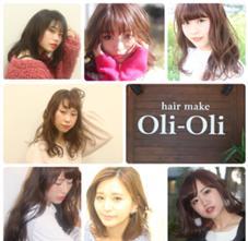 hairmakeOli-Oli所属の山本絵美奈