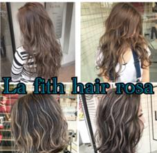 La fith hair rosa所属の西尾裕樹