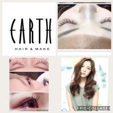 hair make EARTH所属の佐藤留唯