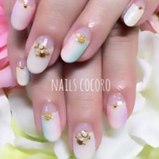 nails cocoro所属の茂木奈都子