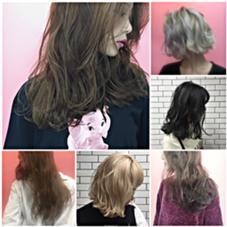 Cecil hair 博多駅前店所属のセシルヘアヤマモト