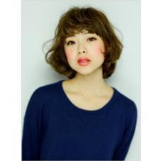 hair design cheerful所属の前田 かおり