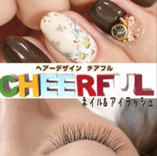 cheerful 【ネイル&アイラッシュ】所属の橋本 香菜