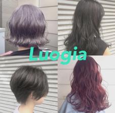 Luogia所属の清水佳奈子