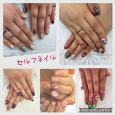 raku nail salon&school所属のRAKUGEL 竹沢