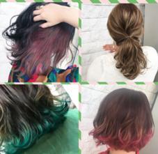 hair&makeEARTH所属の田中真緒
