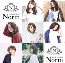 hair design Norm 横浜 【ノーム所属の飯山裕太郎