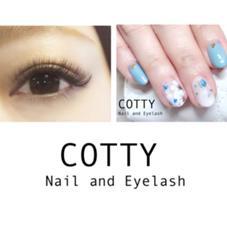COTTY所属のネイル&アイラッシュCOTTY
