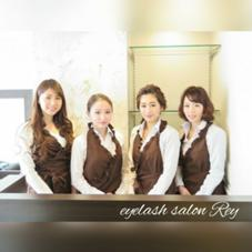 eyelash salon Rey所属のeyelashsalonRey
