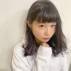 hair&artLUMINA所属の亀井大旗
