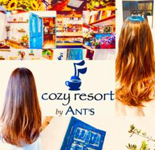 cozy resort by ANT'S所属の駒形尚哉
