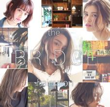 the BRIDGE hair salon所属の三木康平