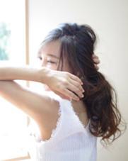 Hair Garden hanairo所属の小峰桃子